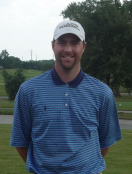 Jake Saladin staff professional at blackhorse golf club